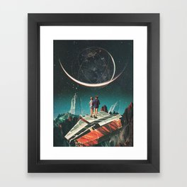 It will be a whole New World Framed Art Print