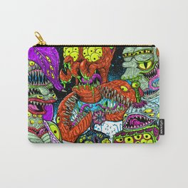 Future Monsters Carry-All Pouch