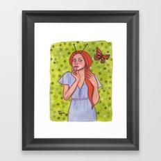 Metamorphan Framed Art Print