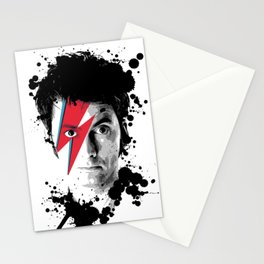 10th REBEL REBEL TIMELORD Stationery Cards