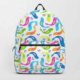 Colorful seals and beach balls Backpack