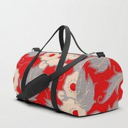 Apple Blossom Duffle Bag