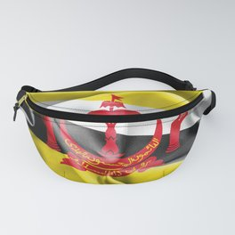 Brunei Flag Fanny Pack