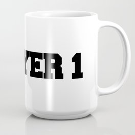Player 1 Coffee Mug