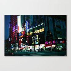 TKY-Akihabara Canvas Print