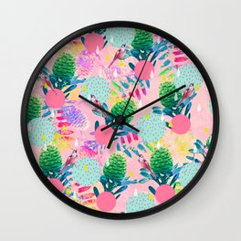 Show your beauty from inside Wall Clock