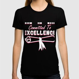 Empowerment Excellence Tshirt Design Committment to excellence T-shirt