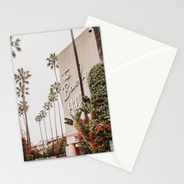 The Beverly Hills Hotel / Los Angeles, California Stationery Cards