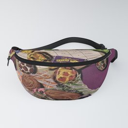 Vintage Candy Chocolate Advertisement Wall Art Fanny Pack