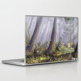 Totoro's Forest Laptop & iPad Skin