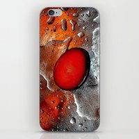 egg iPhone & iPod Skins featuring egg by  Agostino Lo Coco