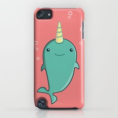 Friendly Narwhal Slim Case iPod touch