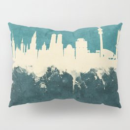 Munich Germany Skyline Pillow Sham
