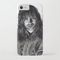 kili iPhone & iPod Cases featuring Kili by laya rose