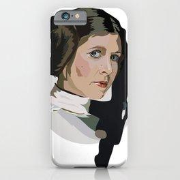 Princess Leia iPhone Case