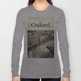 Oxford gargoyle Long Sleeve T-shirt