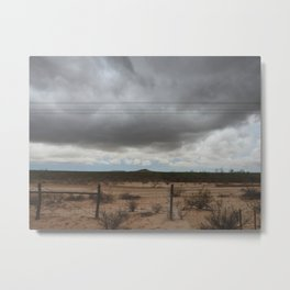 141 | west texas Metal Print