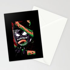 To Catch A Spider (Purple Symbiote) Stationery Cards
