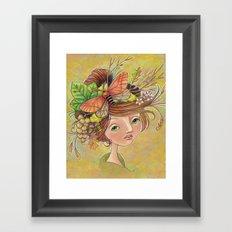 Forest Glories Framed Art Print