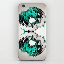 Tyto aurantia iPhone Skin