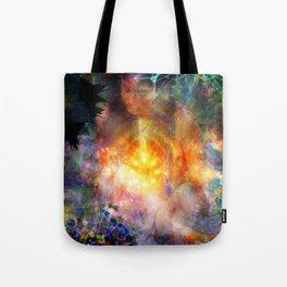 Extra Sensory Perceptions Tote Bag