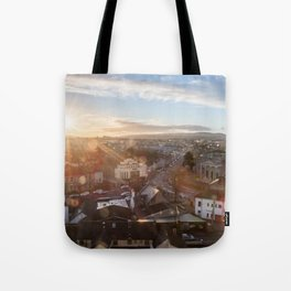 First Tower in Ireland Tote Bag