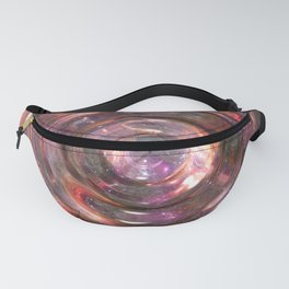 Space Swirl no2 Fanny Pack