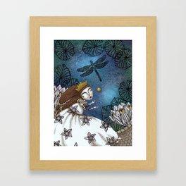 The Golden Ball Framed Art Print