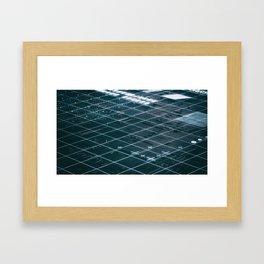 Day 0820 /// Techy break Framed Art Print