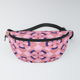 Geometric helm 2 Fanny Pack