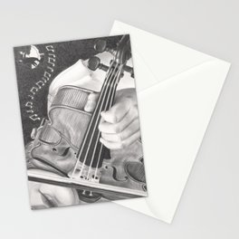 The Note Waltz Stationery Cards