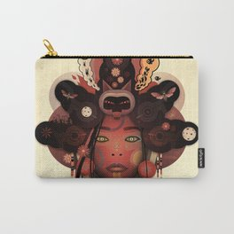 NYXX (urban faery) Carry-All Pouch