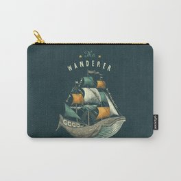 Whale | Petrol Grey Carry-All Pouch
