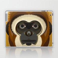 Gibbon Laptop & iPad Skin