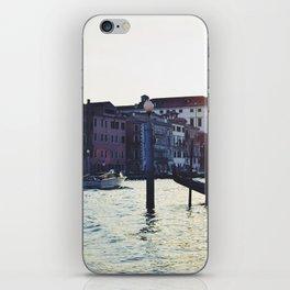 A Venetian Sunset iPhone Skin