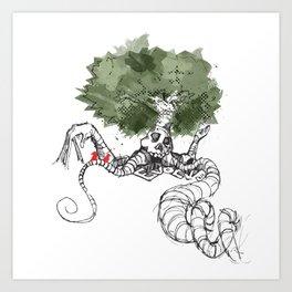 Evolve - Human Nature Art Print