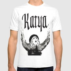 Katya - Episode 2 RuFlections Mens Fitted Tee White MEDIUM