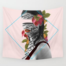 Pain Wall Tapestry