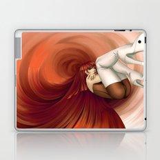 Time Antigrav - Red Laptop & iPad Skin