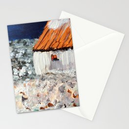 Irish corner Stationery Cards