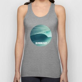 Perfect Wave Unisex Tank Top