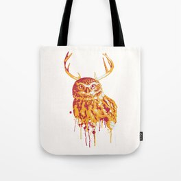 Owlope Stripped Tote Bag