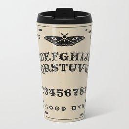 Spirit Board Metal Travel Mug