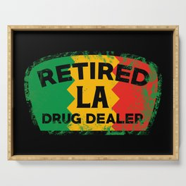 RDD L.A. Serving Tray