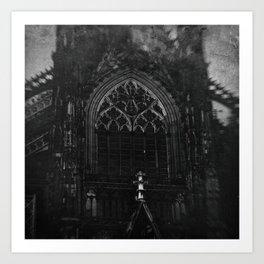 monument I Art Print