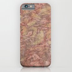 pink marble texture -2- Slim Case iPhone 6s