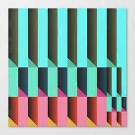 Geometric#26 Canvas Print