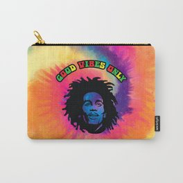 Good Vibes only, Marley vibes. Carry-All Pouch
