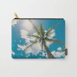 Best Summer Ever - Tropical Palm Trees Carry-All Pouch