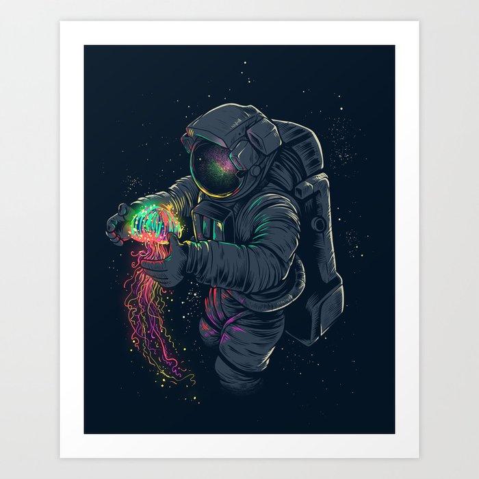 Jellyspace Kunstdrucke